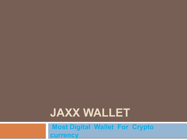 Jaxx Wallet top 5 Problem with solution