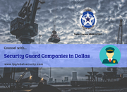 One of the best security guard companies in Dallas-L&P Global Security