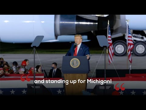 President Trump is Standing Up for Michigan!