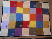 Completed Blanket No 32