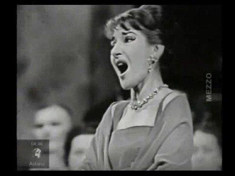 Casta Diva (Maria Callas)