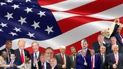 World leaders endorse Trump