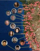 These are all the arsonists arrested for starting fires