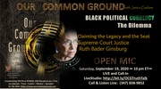 Black Political Currency & Justice Ginsburg