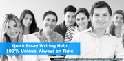 Get Essay Writing Services with Certified Writers and Cheap Price