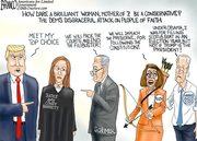 Trumps MAGA Choice,Amy Coney Barrett for Supreme Court