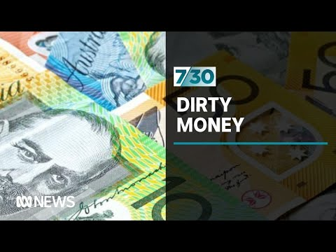 Leaked top secret documents reveal how illicit funds are moved around the world | 7.30