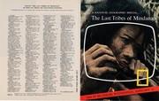 1971 - 4 Dec ~ Lost Tribes of the Mindanao (F+B)