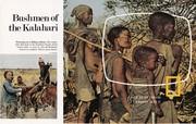 1974 - 3 May ~ Bushmen of the Kalahari (F+B)