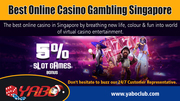 Best Online Casino Gambling Singapore