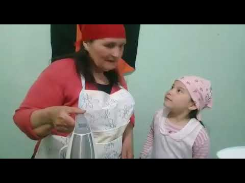 Cocina Saludable - Marta y Abril Galletitas con nueces