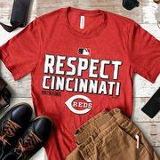 respect cincinnati t shirts
