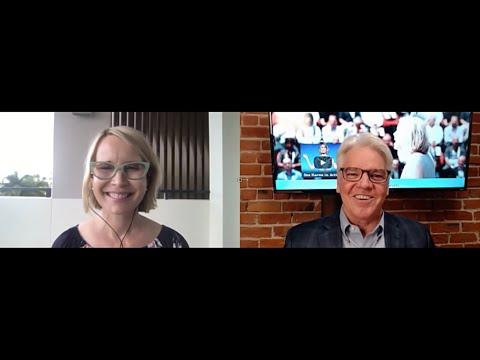 Meet the Australian Voice of Siri, Karen Jacobsen. David Kain learns all about Recalculating!