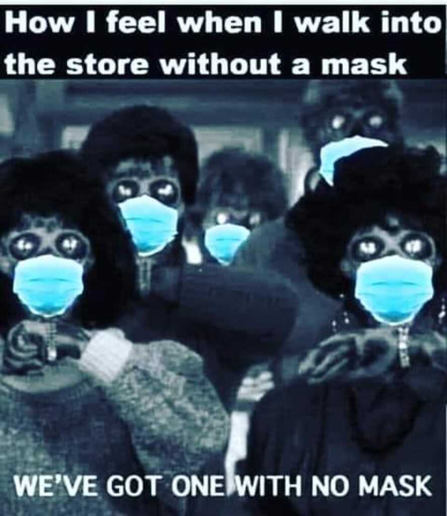 They Mask,You Breath