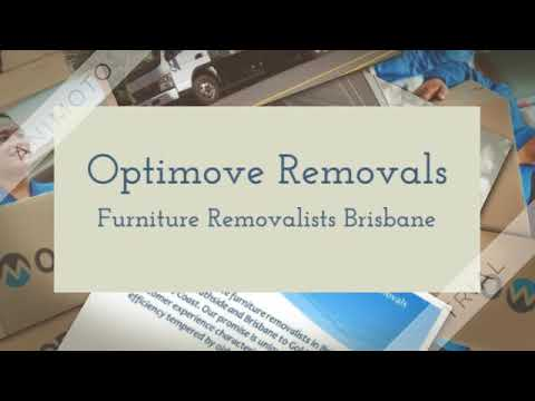 Optimove Removalists Brisbane