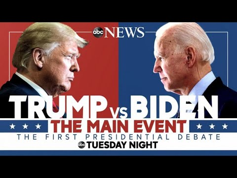 Trump Vs Biden Debate, Amy Coney Barrett the reptilius and the US fate