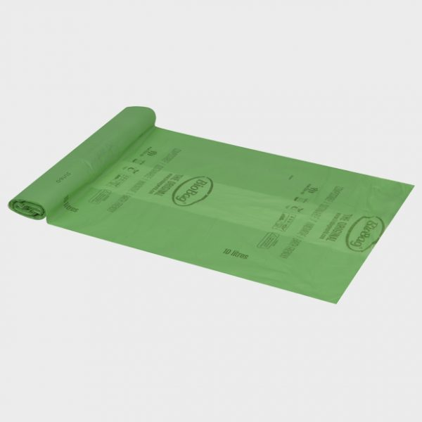 Biobag 10l Compostable Waste Bag (ART.NO. 187020)