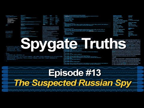 Episode 13 The Suspected Russian Spy