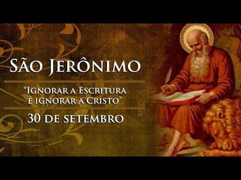 """""""Eu te seguirei para onde quer que fores"""". - Memória de São Jerônimo - Lc 9,57-62"""