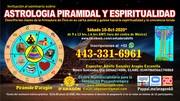 SEMINARIO DE ASTROLOGIA PIRAMIDAL Y ESPIRITUALIDAD