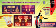 Shop Basketball Scoreboard from Blue Vane
