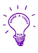 Purple Light Nights - shine a light on domestic violence