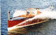 Kurre, Giddes egen båt från början