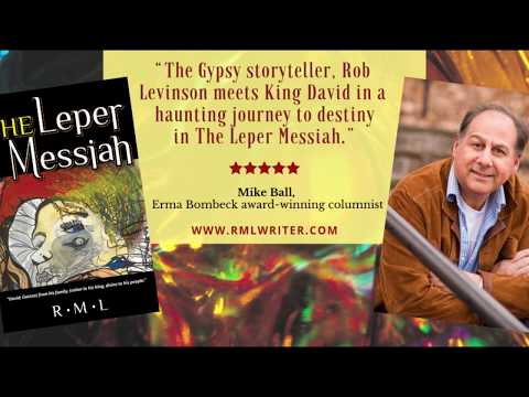 The Leper Messiah by Robert M Levinson