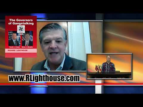 Wayne Morin Jr. & Richard Lighthouse Targeted Individuals, Electronic Harassment