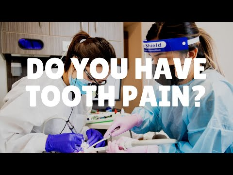 Are You Experiencing Tooth Pain?  // Dentist in Houston // Emergency Dentist Near Me // URBN Dental