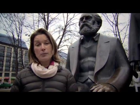BBC Masters of Money Karl Marx...