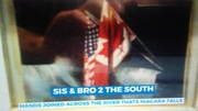 BUZZFRIEND257-SIS-BRO-2-THE-SOUTH-HANDS-JOINED-ACROSS-THE-RIVER-PHOTO