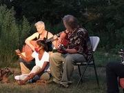 Music Around the Campfire