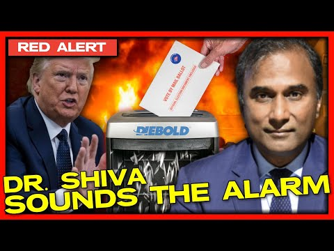 ALERT! MASSIVE Election FRAUD Uncovered! Dr. Shiva Issues Warning To President Trump