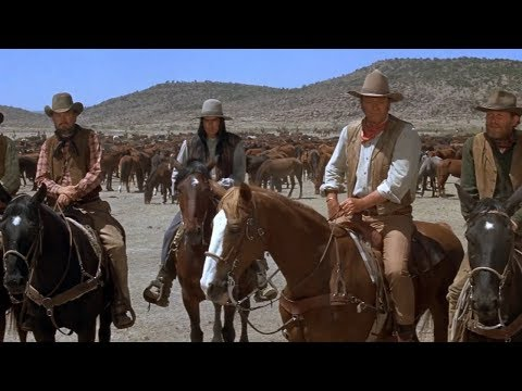 The Undefeated 1969 1080p John Wayne  HD