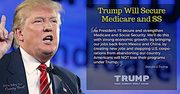 Trump moves to raise Social Security payments