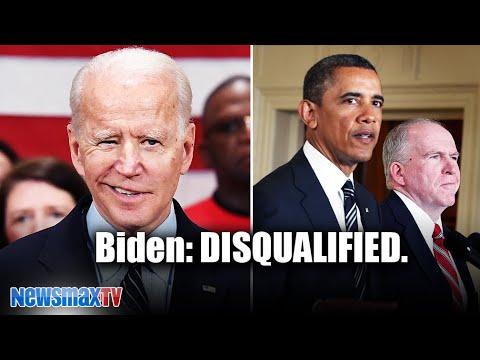 'This disqualifies Joe Biden' | Grant Stinchfield