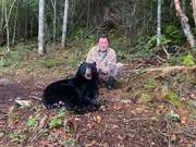 Nice bear my cousin shot on the Burin Pen