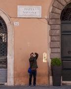 verso Piazza Navona