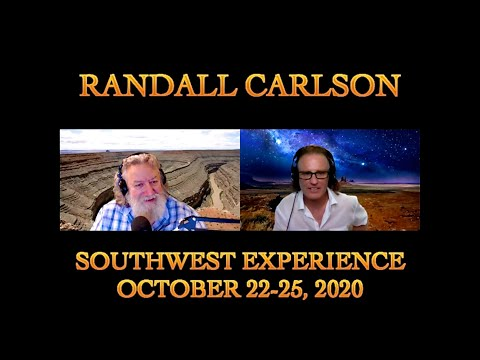 Randall Carlson Southwest Experience October 10.22-25, 2020