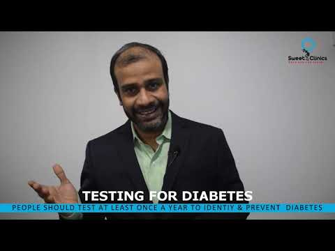 Are You At High Risk Of Diabetes? Diabetes Risk Factors | Dr. Vinod Methil Explanation : 9167444888