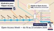 Open Access Week in Sorbonne Université