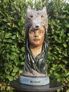 femme loup