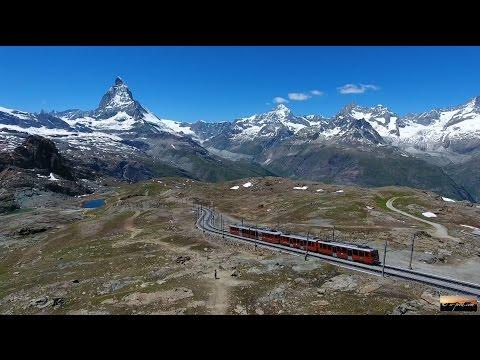 Best of three years filming with DJI drones in Switzerland (Inspire1, Phantom4, Phantom2)