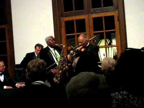 Harold Betters Quartet at Westmoreland Museum of American, Art 3 17 2011