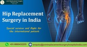 Get Freedom From Pain And Stiffness With Total Hip Replacement By Dr. Kaushal Malhan