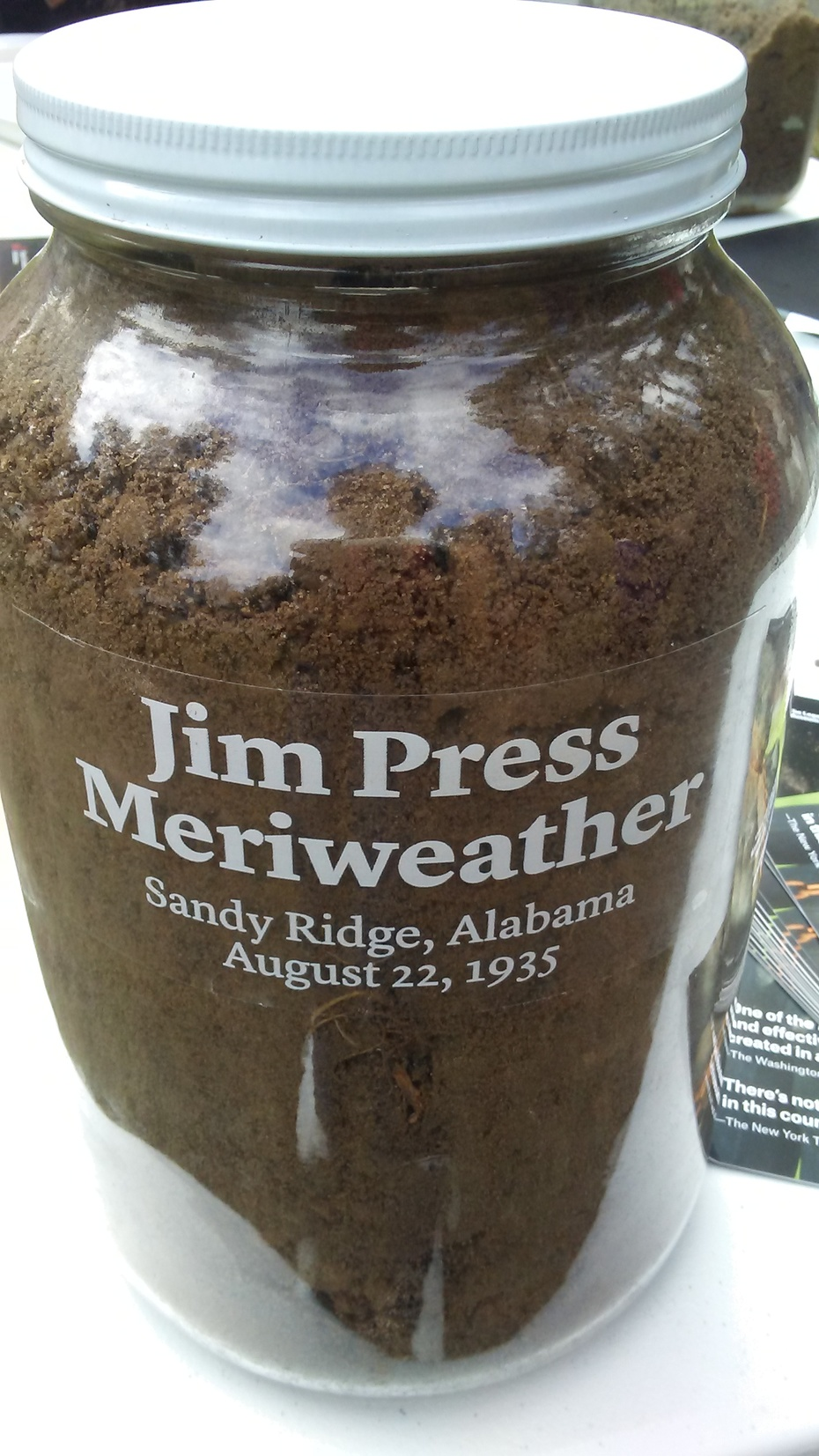JIM PRESS MERRIWEATHER