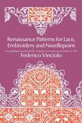 Renaissance Patterns for Lace - Federico Vinicolo