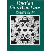 Venetian Gros Point Lace - Lovesey & Barley