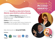Desafíos y retos de la Ciencia Abierta para América Latina y Europa